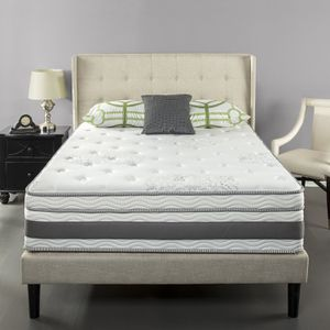 New in box Zinus 14 Inch Gel-Infused Memory Foam Hybrid Mattress King size for Sale in Columbus, OH