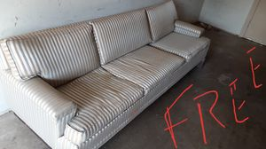 Free 100% White Couch for Sale in Longview, TX