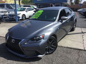 2015 Lexus Is 250 for Sale in Tulare, CA