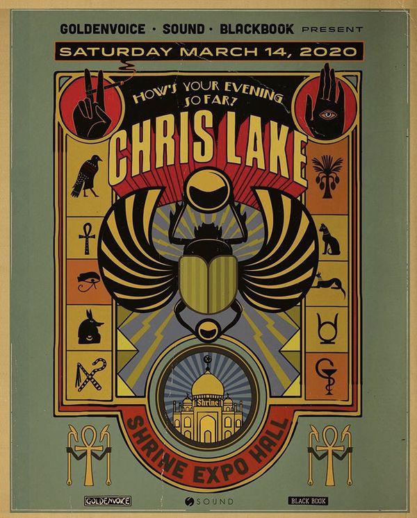 Chris Lake @ Shrine Expo