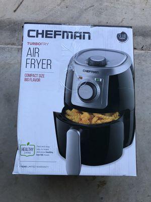 Chefman TurboFry 3.6 Quart Air Fryer for Sale in Rockwall, TX