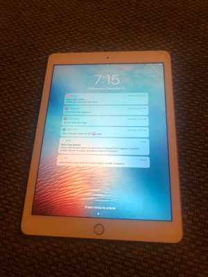 IPAD 9.7 Inch 256GB for Sale in Vancouver, WA