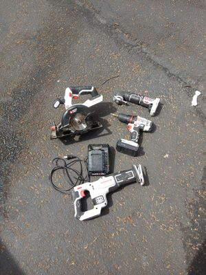 Porter Cable power tool set for Sale in Eugene, OR