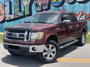 2010 Ford F150 Lariat - Drive for only $75 to $100 a week for Sale in Miramar, FL