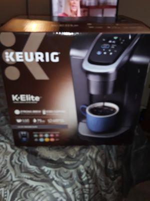 KEURIG K-ELITE for Sale in CORP CHRISTI, TX