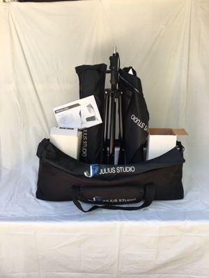 *Brand New* 'Julius Studio' Softbox Kit for Sale in Stockton, CA