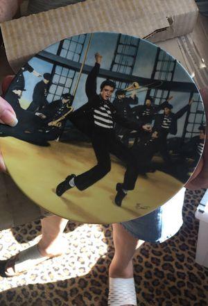 Antique Elvis plate still in box for Sale in Jacksonville, FL