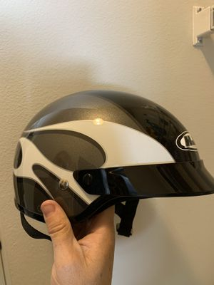 Two motorcycle helmets almost new. for Sale in Apopka, FL