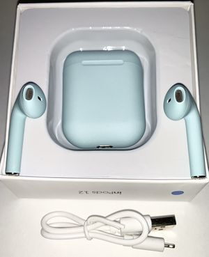 EarPods i12 Mini BLUE for Sale in Los Angeles, CA