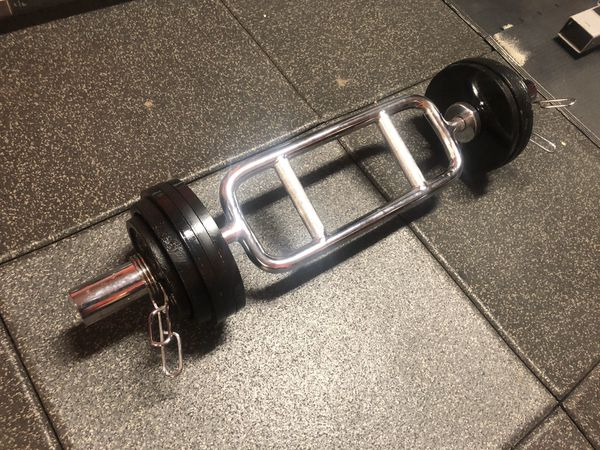Olympic Triceps Weights Set 50 lbs