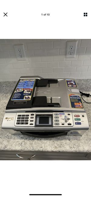 Brother MFC-440CN All In One Inkjet Printer Works for Sale in Wormleysburg, PA