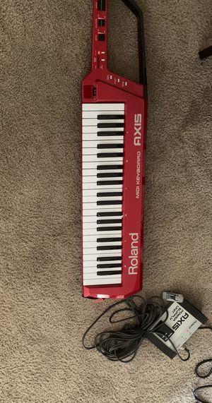 Roland Axis MIDI keyboard for Sale in Murrieta, CA