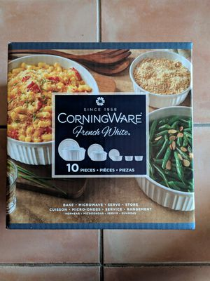 10pc Baking Set - CorningWare for Sale in Miami, FL