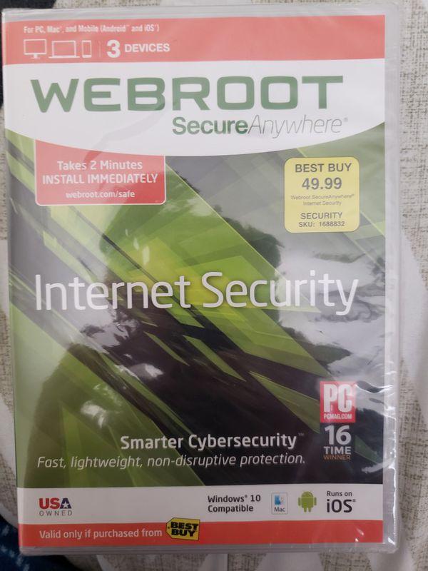 Internet Security (FREE Read the description)