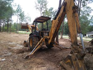 FORD 655D BACKHOE for Sale in Houston, TX
