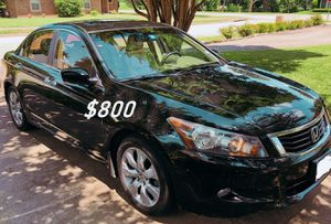 ✅✅📗💲8OO URGENT I sell my family car 2OO9 Honda Accord Sedan EX-L V6 Super cute and clean in and out.✅✅📗 for Sale in Port St. Lucie, FL