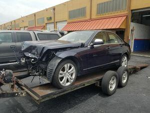Mercedes benz c-class c250 c300 c350 parts parts for Sale in Hialeah, FL