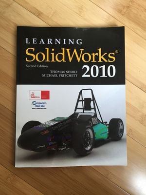 Solidworks Instruction Book for Sale in Pittsburgh, PA