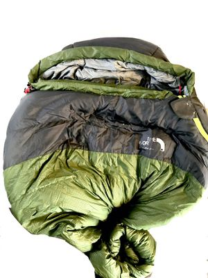 The North Face Furnace 5 down sleeping bag for Sale in Seattle, WA