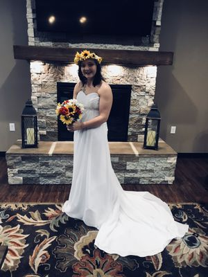 Size 6 Wedding Dress! for Sale in Bowling Green, KY