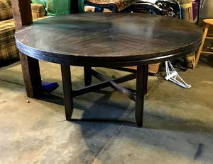 Dining table, solid wood for Sale in Tulare, CA