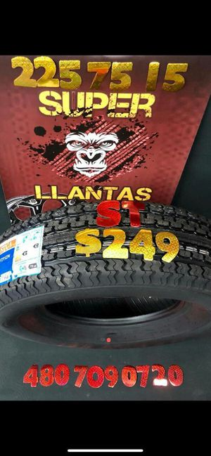 2257515 BRAND NEW SET OF TIRES for Sale in Phoenix, AZ