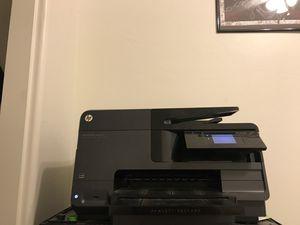 HP printer fax Scan copy web 8610 for Sale in Tucson, AZ