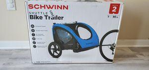 Bike trailer -2 passengers for Sale in Sanford, FL