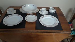 Antionette Antique 56 pcs China set !!! 58 Yrs for Sale in Marietta, GA