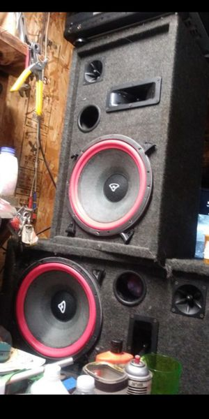 Cerwin vega 12's for Sale in Cleveland, OH
