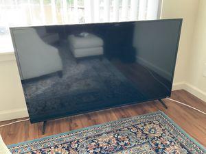 Vizio 4k tv 55 inch for Sale in Seattle, WA