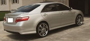 automatic toyota camry 2007 low price for Sale in San Antonio, TX