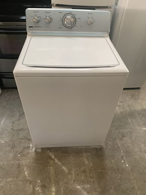 Washer brand Maytag everything is good working condition 90 days warranty for Sale in San Lorenzo, CA
