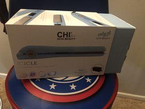 Chi hair straightener for Sale in Pennsauken Township, NJ