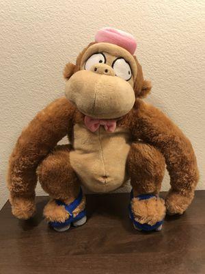 The Simpsons Universal Studios Mr Teeny Chimp/Monkey Plush Stuffed Animal Doll for Sale in Salt Lake City, UT