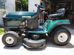 Craftsman Lawn Tractor for Sale in Downey, CA