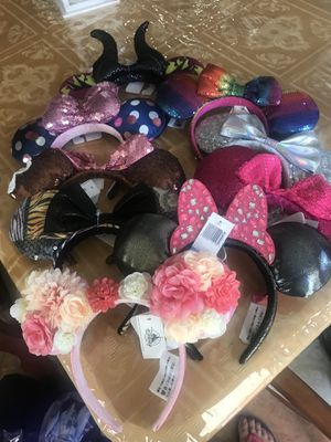 Disney ears for Sale in Perris, CA