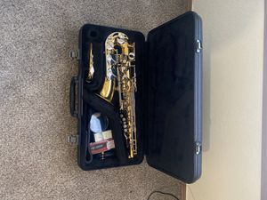 Alto Sax   YAS Advantage 200AD for Sale in Round Rock, TX
