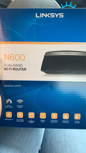 Linksys for Sale in Temple Hills, MD