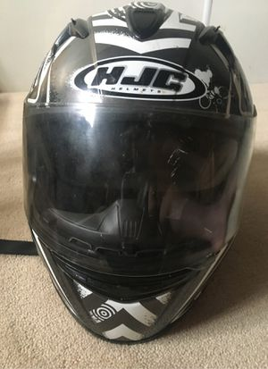 HJC motorcycle helmet Large for Sale in Valencia, PA
