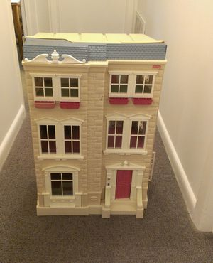 Vintage Fisher Price Doll House for Sale in Garner, NC