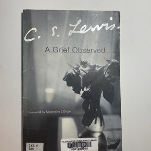 Grief Observed by C. S. Lewis for Sale in San Diego, CA