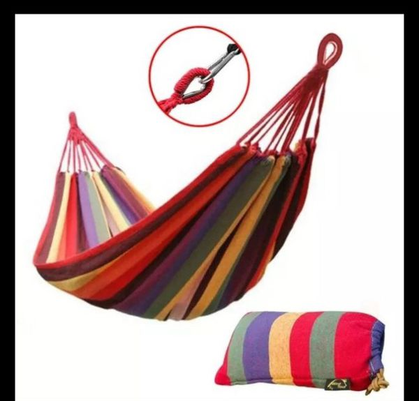 Color coded hammock New!