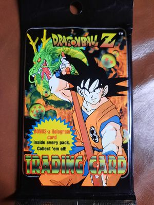 Dragonball Z Trading Cards from 1996 un Opened for Sale in Tacoma, WA
