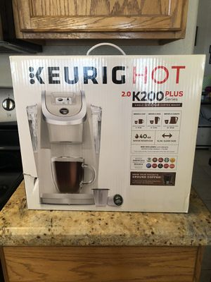 keurig 2.0 k200 plus series for Sale in Goodyear, AZ