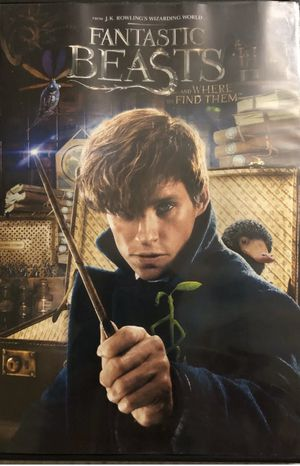 New Fantastic Beasts And Where To Find Them DVD for Sale in Hayward, CA