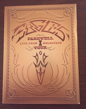 EAGLES FAREWELL LIVE TOUR 2 Dvd cds for Sale in Baltimore, MD