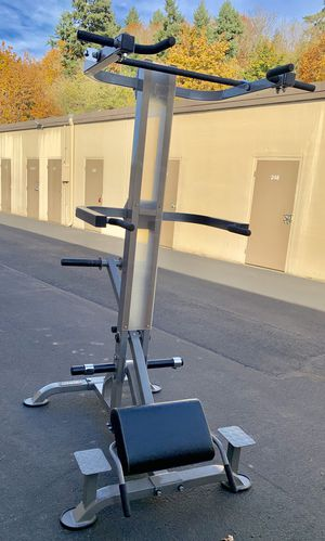 Powertec fitness Weight assisted Dip/Pull-ups for Sale in Kent, WA