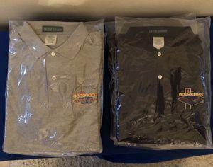 (7) Polo Shirts 2XL (4 Gray 3 Blue) for Sale in San Antonio, TX