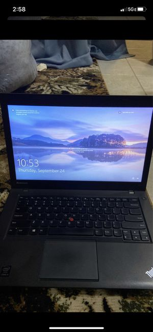 Lenovo ThinkPad T440 Laptop for Sale in Queens, NY